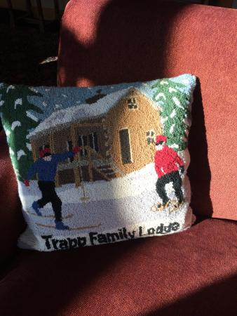 Trapp Family Lodge: La touche du Lodge!