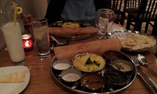 Chettinad Restaurant: Great food at the Chettinad