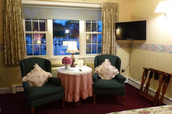 Claddagh Motel & Suites: Unser Zimmer