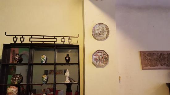 La Torre de Marfil: Китайский декор ресторана