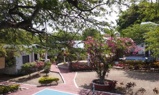Jardin picture of el jardin de playas playas tripadvisor - El jardin de pedraza ...