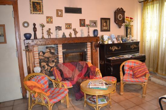 Saint-Cyprien, Francia: Le salon