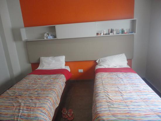 Hostel Suites Florida: Quarto privete - 6º andar