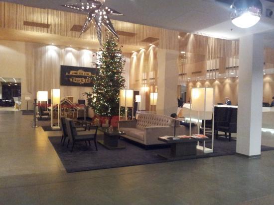 Austria Trend Hotel Park Royal Palace Vienna: Lobby