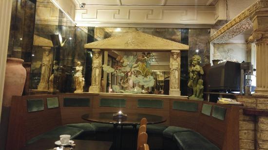 Restaurant- cafe Athene