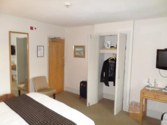 Pilsley, UK: Bedroom Ewe Close
