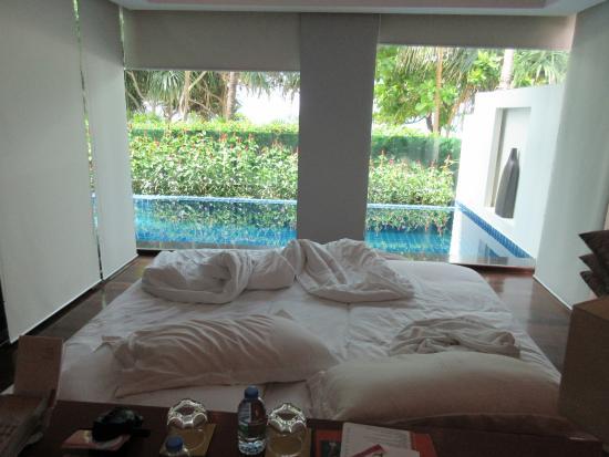 La Flora Resort Patong: ベッド