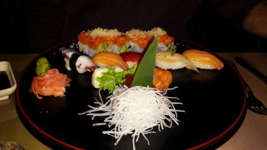 Matsulin Restaurant: sushi