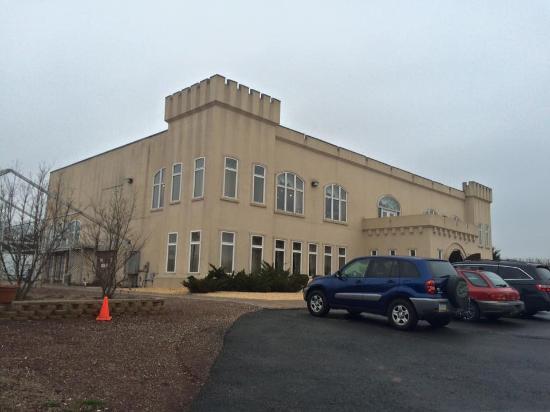 Erwinna, PA: It is a castle