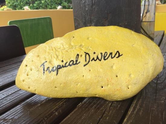 Tropical Divers: Great Dive Shop