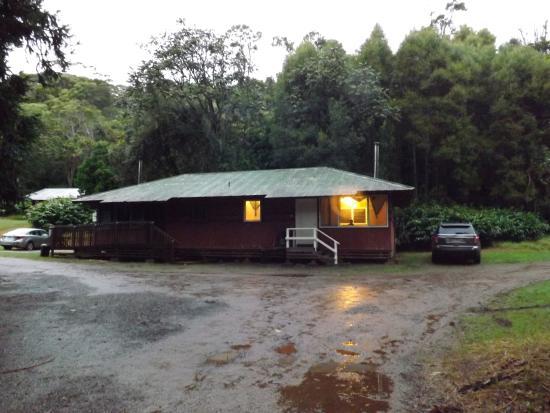 Waimea Canyon: Duplex cabin