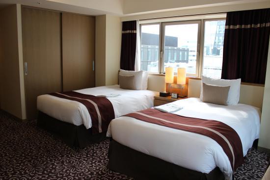 ホテル龍名館東京, Corner Deluxe Twin