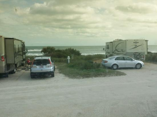 the beach in front of the gamble campground picture of gamble rh tripadvisor ie