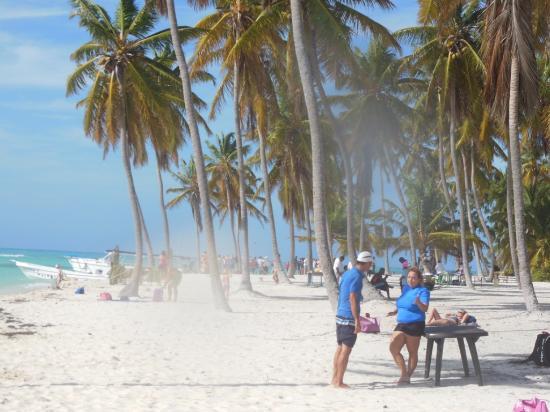 Bayahibe, Republik Dominika: vista de una de las playa