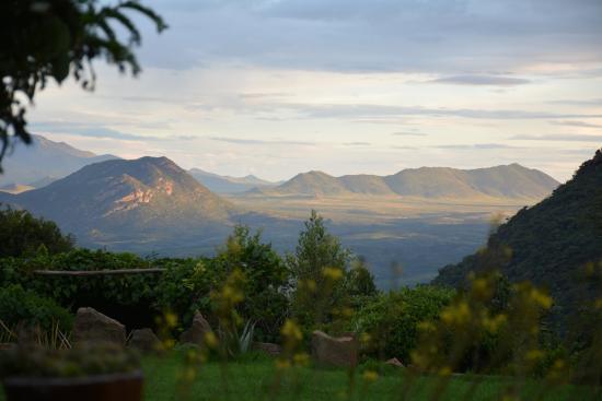 Desert Rose Kenya: vista dalla poltrona del lodge