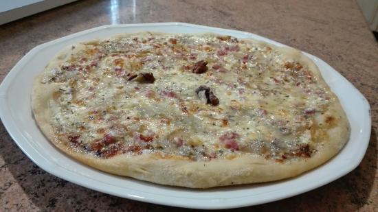 Pizza La Ventura Saint Amans Valtoret