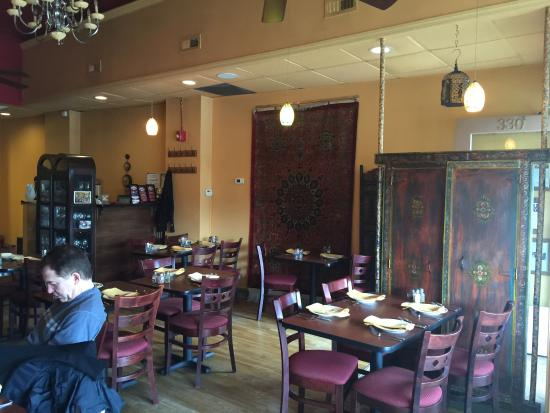 Photo of Middle Eastern Restaurant Negeen Persian Grill at 330 Springfield Ave, Summit, NJ 07901, United States