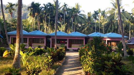 Camera picture of el dorado beach resort havelock for El dorado cabins