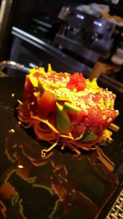Restaurante restaurante kimoshi en alicante con cocina for Restaurante japones alicante