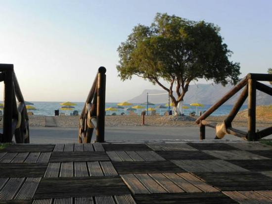 Drapanias, กรีซ: view