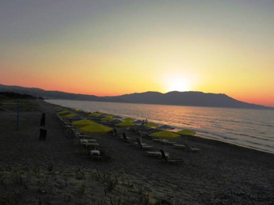 Drapanias, กรีซ: beach