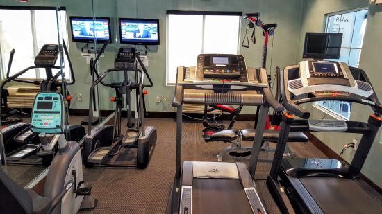West Coxsackie, NY: Exercise Room