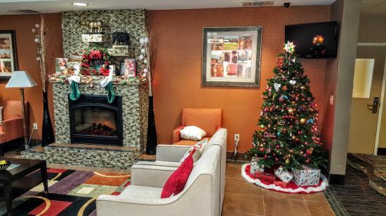 West Coxsackie, NY: Lobby