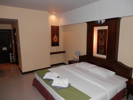 Golden Sea Pattaya Hotel: 意外とおしゃれ