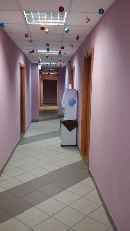 Hotel Troickaya: Этаж гостиницы