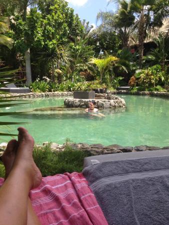 Van der Valk Kontiki Beach Resort: Zwembad