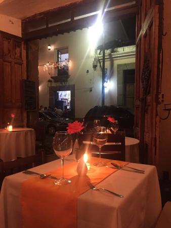 Restaurante Mammas Antigua