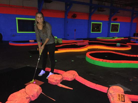 Indoor Go Karts Nashville >> Golf Picture Of Music City Indoor Karting Nashville Tripadvisor