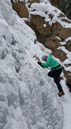Ouray Ice Park: In the New Funtier