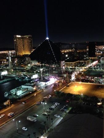 Tropicana Las Vegas - A DoubleTree by Hilton Hotel: Vue depuis la chambre