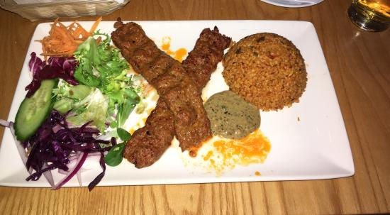 Adana shish picture of anatolia turkish restaurant lytham st anne 39 s tripadvisor for Anatolia turkish cuisine