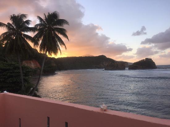Veranda View Guest House : Sunset View