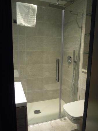 Arbor City Hotel : salle de bain