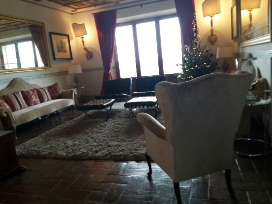 Villa  Vistarenni: 20151231_133056_large.jpg