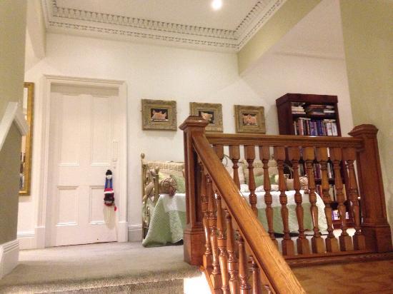Newcastleton, UK: Staircase