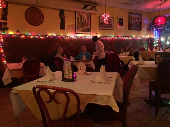 Rubens Mexican Cafe: Nicely done