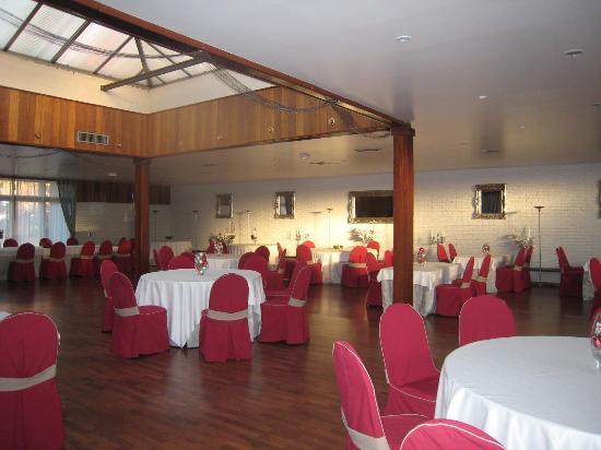 Hotel El Hidalgo: Salones