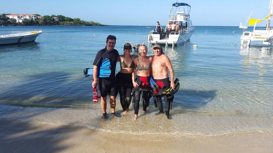 Native Sons Dive Shop : Christmas Eve Diving
