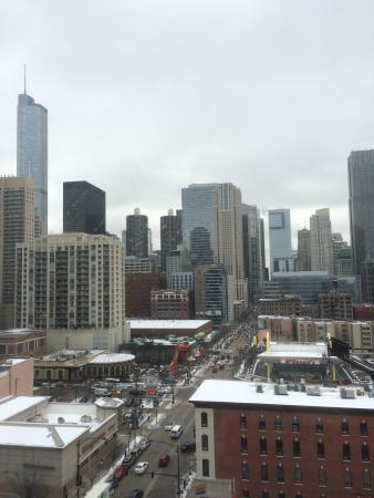 Hotel Felix: 12th Floor Room View