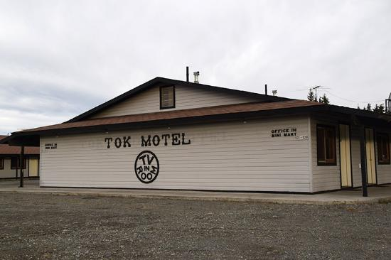 Tok, AK: Zimmer-Komplex