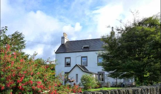 Kilmory Guest House: Home from Home - legendary Breakfasts