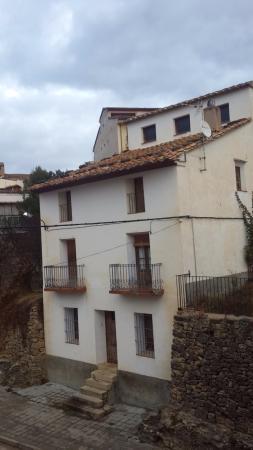 Todolella, İspanya: Вид из окна