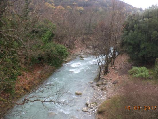 Περιοχή Αρκαδίας, Ελλάδα: Λούσιος Ποταμός