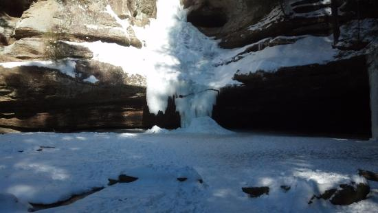 Hocking Hills State Park: Cedar Falls