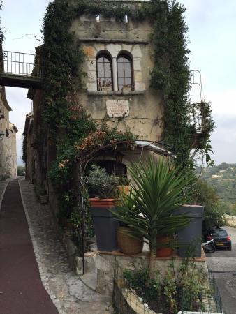 Saint-Paul de Vence: La maison d'un écrivain célèbre