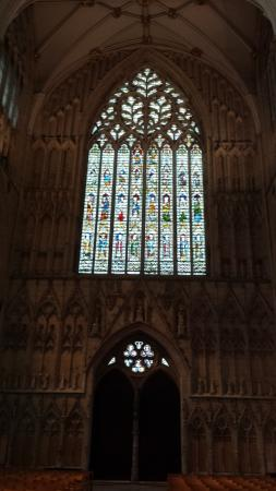 West window picture of york minster york tripadvisor for West window york minster